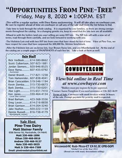 Ohio Holstein News Sept/Oct 2019